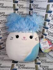 "Squishmallow Kellytoy 2020 Squish-DOOS 8"" Cora The Cat Plush Toy"
