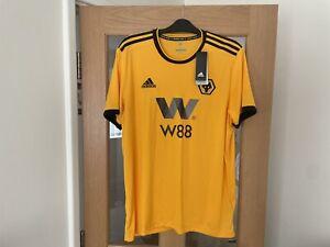 Wolves Home Shirt XL