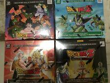 DRAGON BALL Z  PANINI : SEALED BOOSTER BOX BUNDLE (4 BOXES)