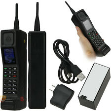 Unlock Classic Old Vintage Brick Cell Phone GSM 900/1800/1900MHz Bluetooth New