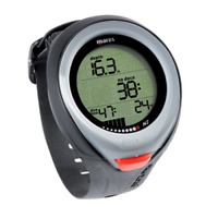 Mares Dive Computer for Scuba Wrist Watch Nitrox Diving  Puck Pro Grey 4UK