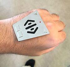 Babylon 5 Hand Communicator Link Prop Replica (Metal & Enamel)