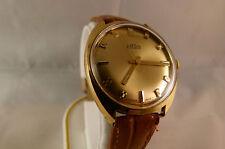 Ovale Polierte Vergoldete Armbanduhren für Erwachsene
