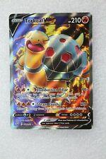 Pokemon Card TCG Torkoal V (Full Art) SWSH01: Sword & Shield 188/202 Ultra Rare
