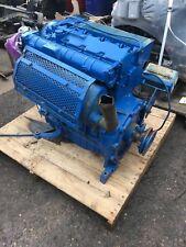 4 Cylinder Deutz Engine