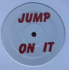 """Divine Inspiration Dynamix II The Way Jump On It Breaks Breakbeat DJ 12"""" Vinyl"""