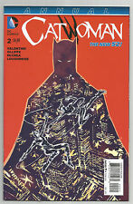 CATWOMAN ANNUAL # 2 * NEW 52 * NEAR MINT