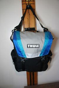 NEW Thule Chariot CHK1 Blue Child Transport Stroller Changing Shoulder Bag Cargo