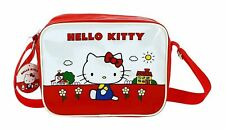 Hello Kitty Vintage Mini Messenger Bag Nursery Primary School Lunch GIFT IDEA