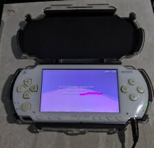 White Sony PSP-1000 series [not reading UMDs] with logitech case - OFW 6.31 -