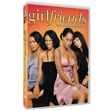Girlfriends ~ Complete 6th Sixth Season 6 Six ( 3 DVD ) Region 1 - TV SERIES