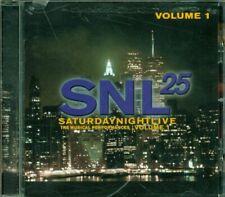 Saturday Night Live Volume 1 Paul Simon/Sting/Clapton/David Bowie/Lennox Cd Mint