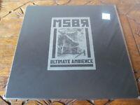 MSBR Ultimate Ambience LP Urashima new sealed vinyl record electronic