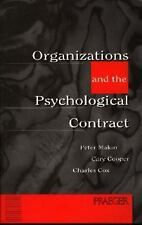 Organizations and the Psychological Contract: Managing People at Work (Paperback