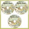 Collection of 19 Beatrix Potter Peter Rabbit Audio Books stories on 3 Audio CD