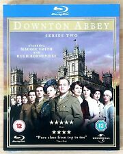 Downton Abbey Series 2 (Region-Free Blu-Ray) New & Sealed with Slipcover