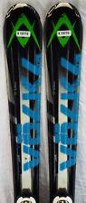 12-13 Volkl RTM Jr. Used Junior Skis w/Bindings Size 140cm #819770