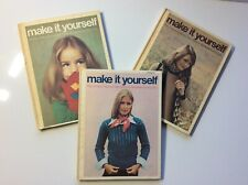 """""""make it yourself    Vol. #1 ,#2, and #3"""