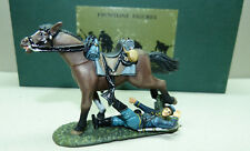 Frontline Figures, ACW Verwundeter Nordstaaten Soldat mit Pferd, MUC10,Civil War