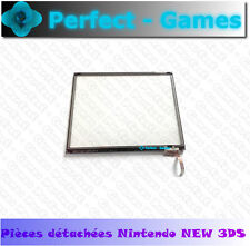 Ecran dalle vitre tactile touch screen bottom numeriser lcd Nintendo NEW 3DS