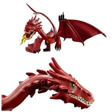 DRAGO LO HOBBIT MINIFIGURES CUSTOM TIPO LEGO LORD OF THE RINGS DRAGON