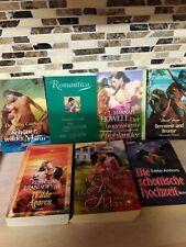 Romantische Liebesromane  7 Taschenbücher