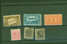 Early 1CUBA Stamp Collection 1855-1940 Used & Mint Hinged