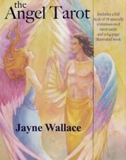 The Angel Tarot Cards by Jayne Wallace (NEW & Sealed)