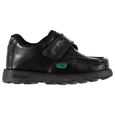 Kickers Fragma Strap  Boys Shoes UK 12 EUR 30 REF 3010*
