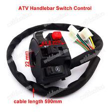 ATV Handlebar Switch Control For 50 110 125 150 200 250cc Quad 4 Wheeler Taotao