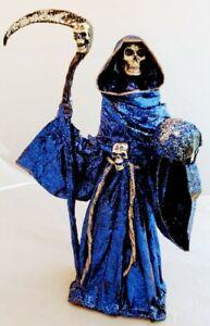 Santa Muerte, Mache, Niña, grim ripper, calaca