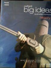 Oxford Big Ideas Australian Curriculum History 9 New Free Post RRP $71