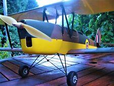 Tiger Moth   Doppeldecker  von Ripmax - noch nicht geflogen!