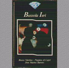 """COMPILATION """" BUSSOLA IERI """" MUSICASSETTA SIGILLATA - DURIUM 1981"""