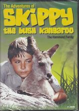 Skippy the Bush Kangaroo - The Hammond Family New & Sealed UK R0 DVD
