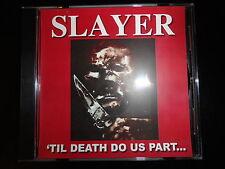 Slayer - Til Death Do Us Apart CD