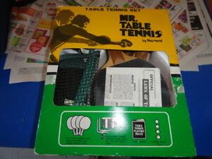 Harvard Mr Table Tennis set