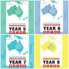 Understanding Maths: Years 5-8: Australian Curriculum Edition ( 4 BOOKS)