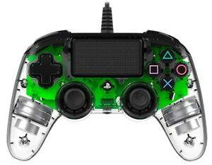 Nacon Controller Wired Bright Green PS4 PLAYSTATION 4 PS4OFCPADCLGREEN Nacon