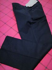 NWT TOPPS MENS W 32 X 32 INSEAM NAVY BLUE CHINO FFR PANTS MADE IN USA MSRP $111.