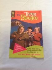 Gold Key The Three Stooges #38 March 1967 Silver Age Comic Book