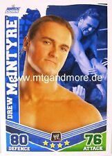 Slam ATTAX Mayhem #108 Drew McIntyre