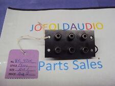 Kenwood KR-4200 Original RCA Eingabebereich. Phono, AUX 1 & 2. getestet.
