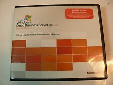 Microsoft SBS Server 2003 R2 OEM System Builder Paket 5 CAL