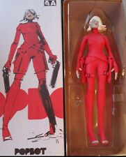 3a Ashley Wood Red Lady Sham Action Figure