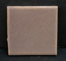 Mauve Field Tile Vintage Claycraft California
