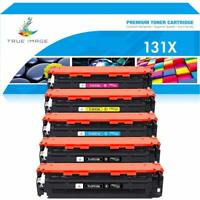 5PK Toner Compatible for HP CF210X 131X 131A Laserjet Pro 200 MFP M276nw M251nw