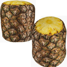 Novelty Pineapple Fruit Fabric Office Door Stop Weighted Stopper Home Sack
