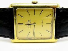 OMEGA de Ville Vintage 18Carat Automatic Movement Gents Watch with Omega Box
