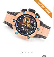 New Invicta Jason Taylor Hall of Fame Subaqua Noma VI LE Bracelet Watch + case
